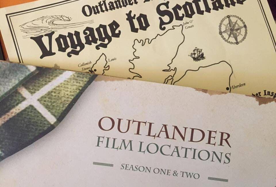 Siguiendo los pasos de la serie Outlander por Escocia