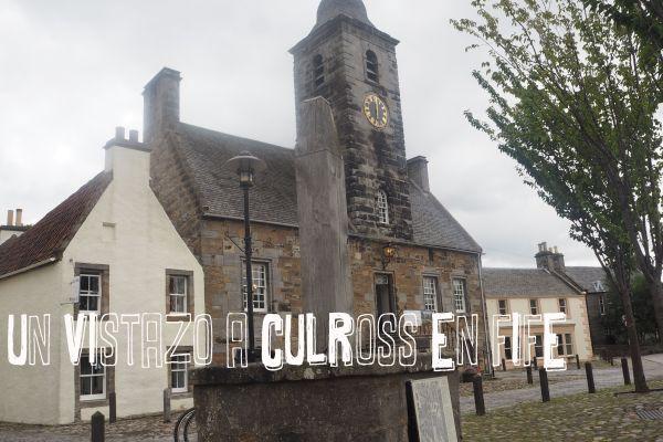 Un vistazo rápido a Culross en Fife, uno de los pueblos más bonitos de Escocia