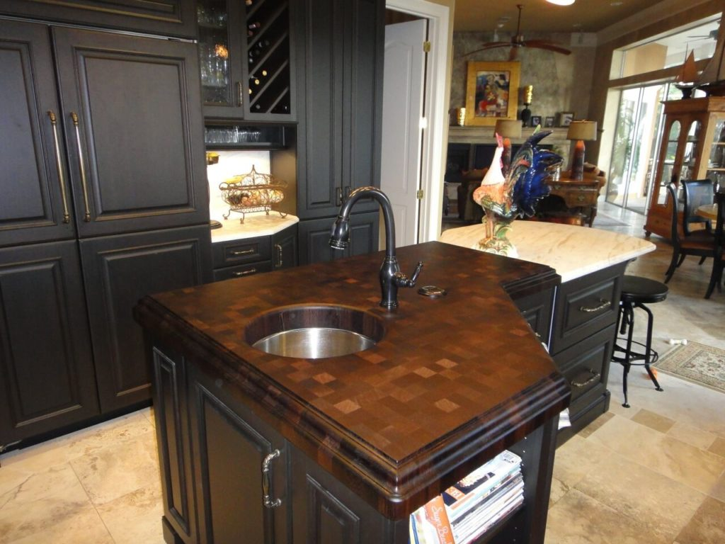 Installed Products Gallery - CafeCountertops™ | Solid Wood ... on Modern:0Bjn4Cem9Be= Kitchen Counter  id=12444