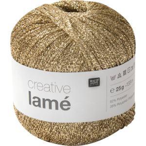 Creative Lamé Goud