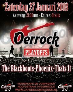 OERROCK PLAY-OFFS