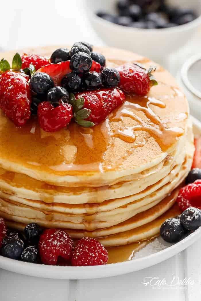 Easy 3 ingredient pancakes cafe delites 3 ingredient pancakes 61 ccuart Gallery