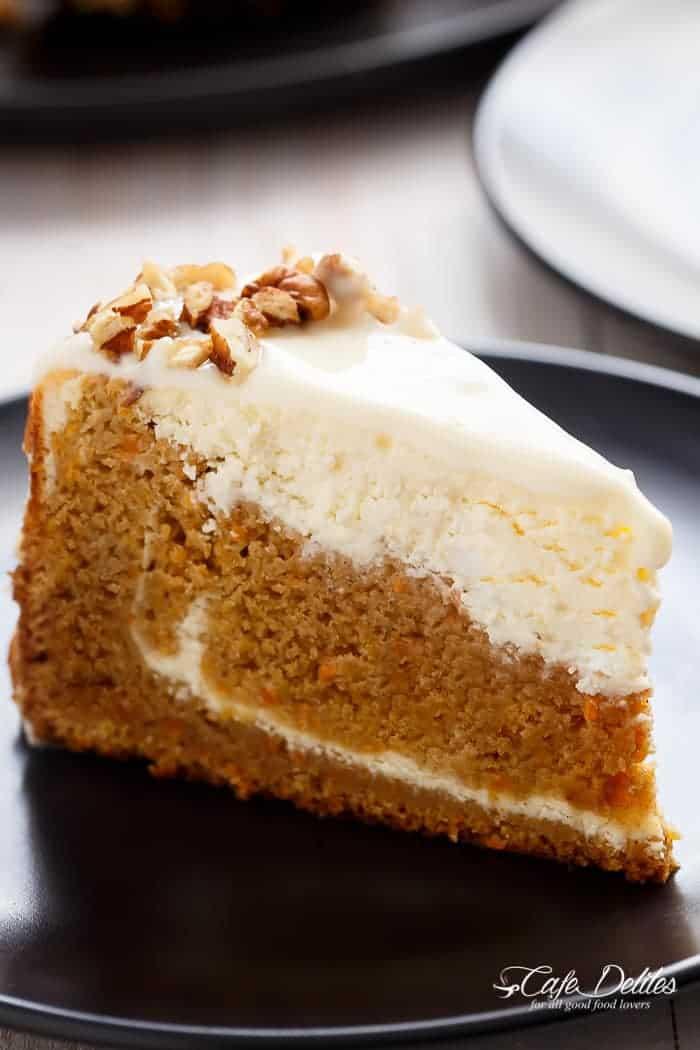 Cheesecake Factory Carrot Cake Cheesecake Calories