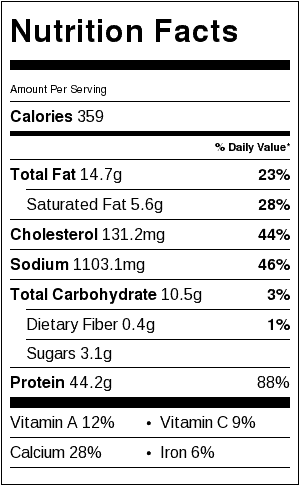 creamy-lemon-parmesan-chicken-piccatta-nutrition-label