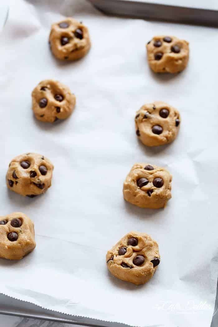 Easy Soft Chewy Chocolate Chip Cookies   http://cafedelites.com