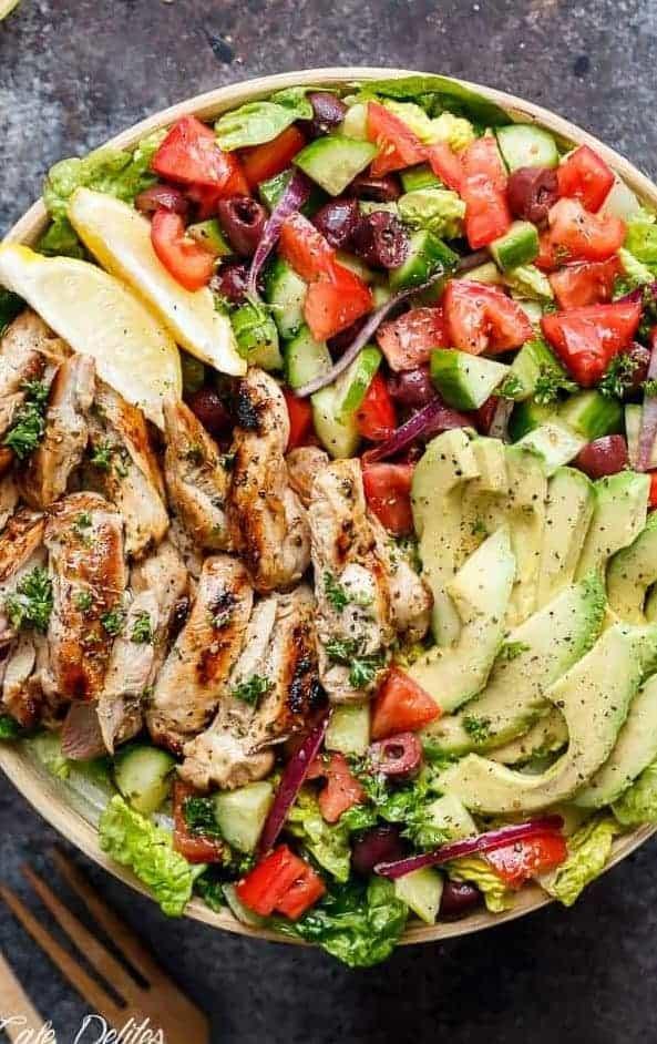 Meal Plan Week8