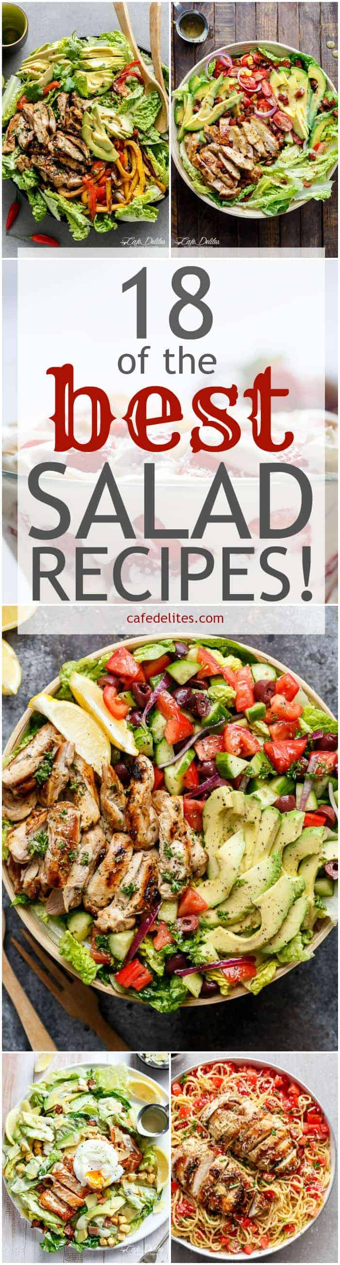 What is your most delicious salad tell us how to cook it 47