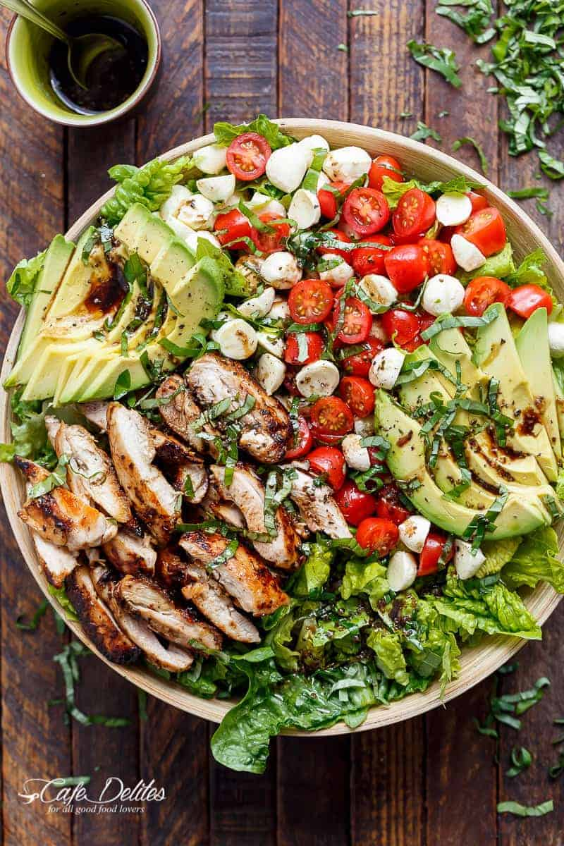 What is your most delicious salad tell us how to cook it 1