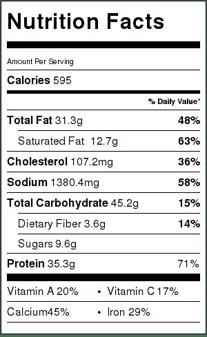 easy-lasagna-stuffed-burritos-nutrition-label