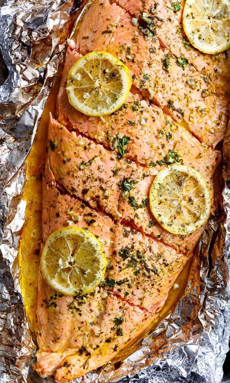 Low Carb Fish Recipe