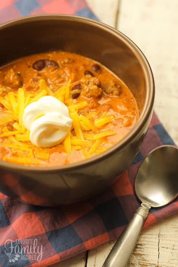 creamy-italian-sausage-chili