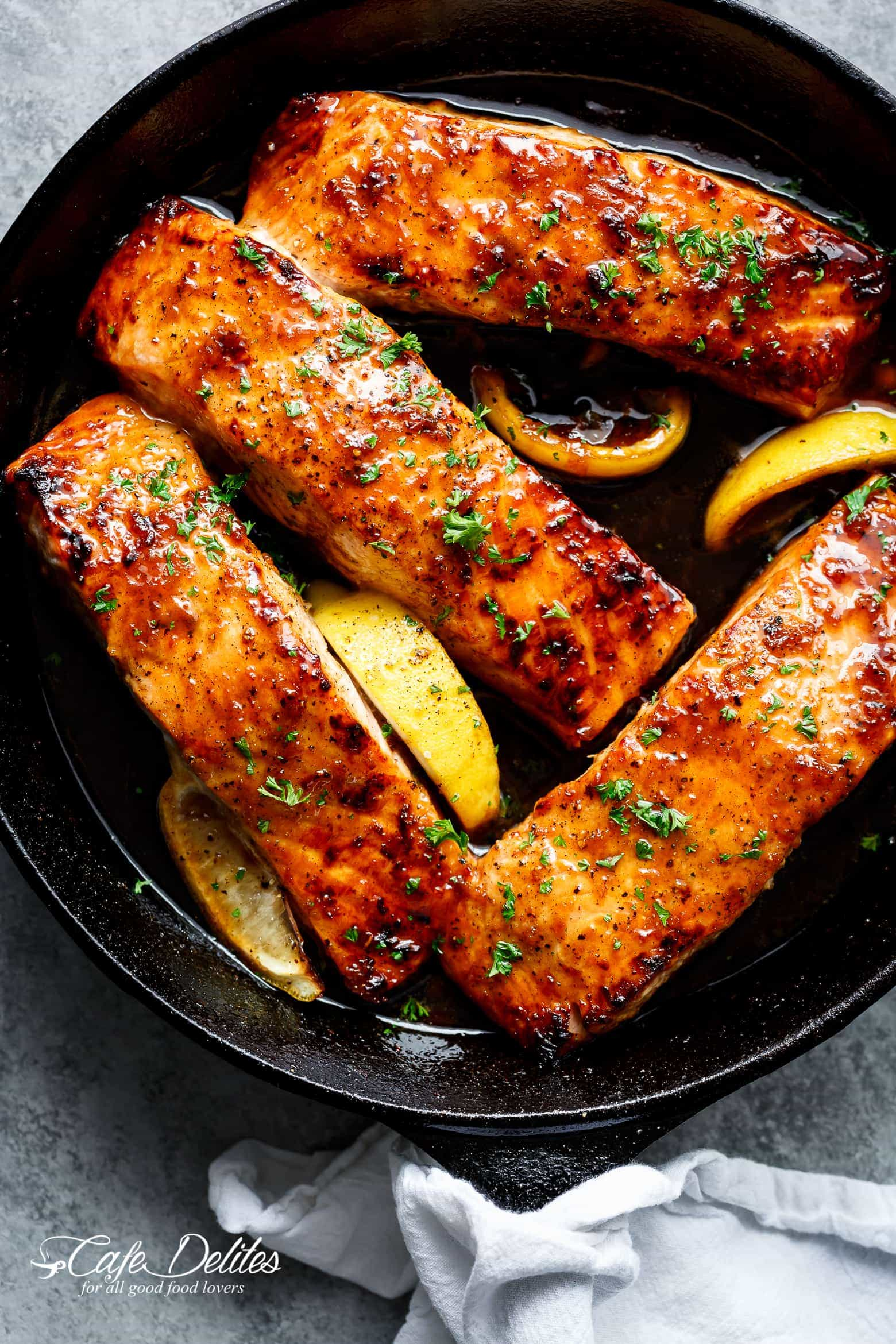 How to cook tasty salmon 91