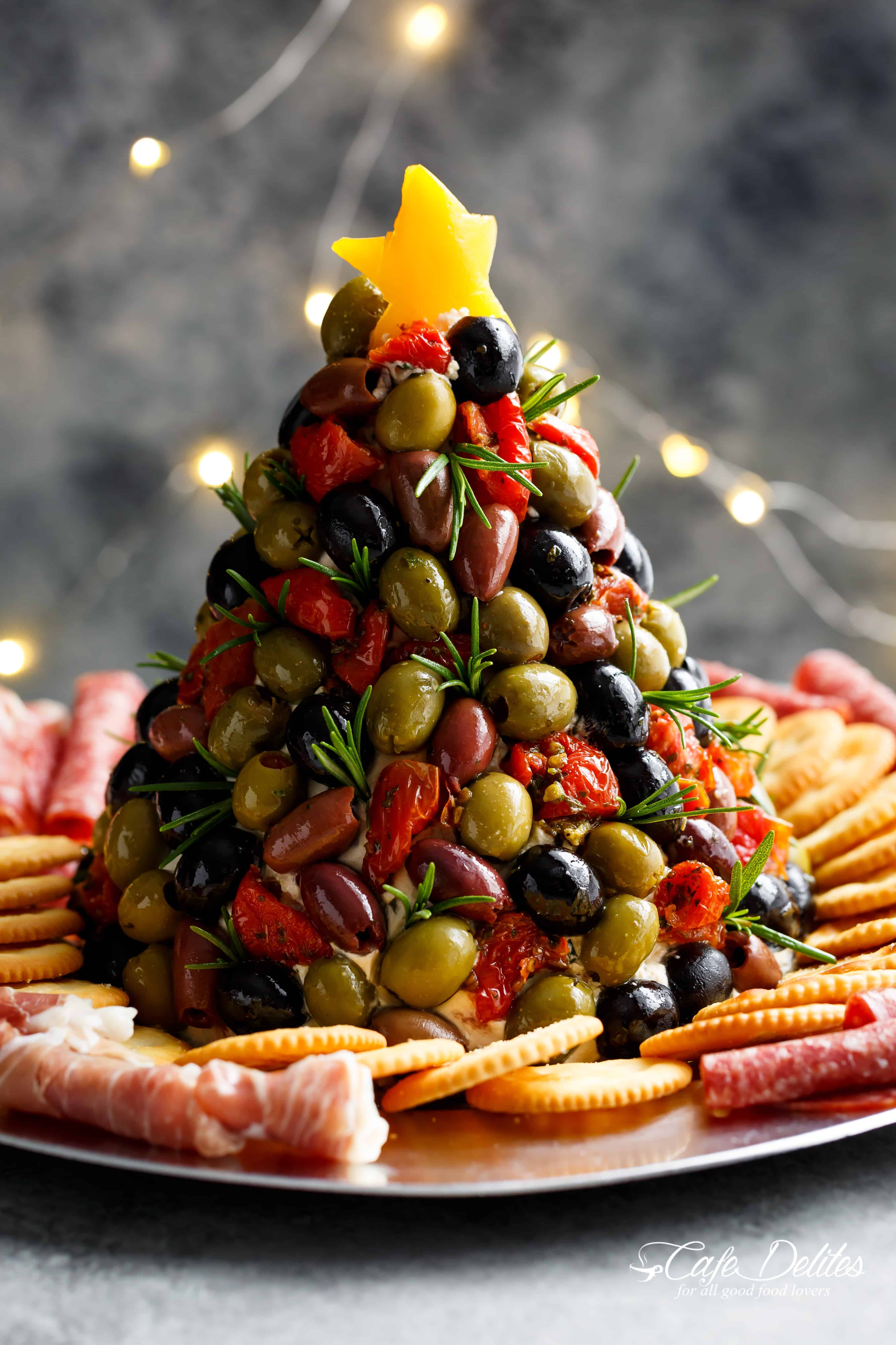 Phyllo Goat Cheese Salad