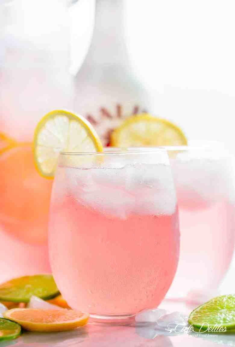 Pink Vodka Lemonade (Pitcher )