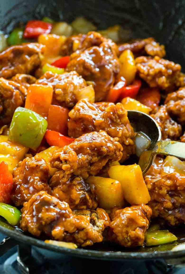 Sweet and Sour Pork