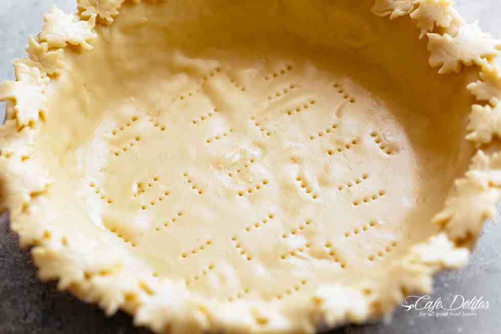 Homamade Pie Crust