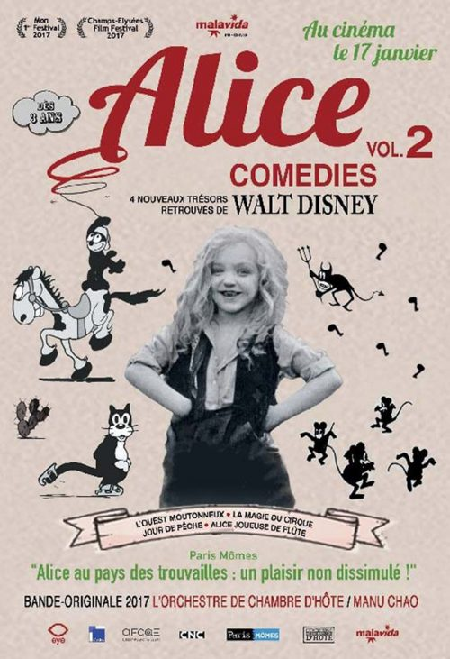 ALICE COMEDIES 2 Caf Des Images
