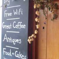 No 84 Cafe and Salvage, Western Rd, Hove