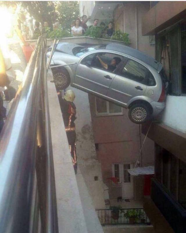 parking insolite