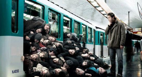 métro parisisen