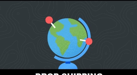 Drop Shipping e commerce