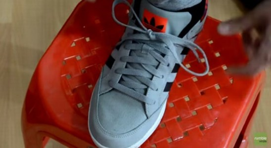 lacer ses chaussures