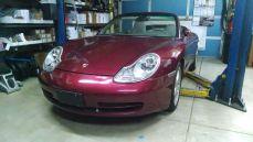 One Pretty Porsche