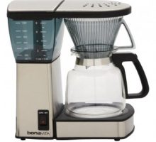 Cafetera Eléctrica Coffee Brewer with Glass Carafe 8T