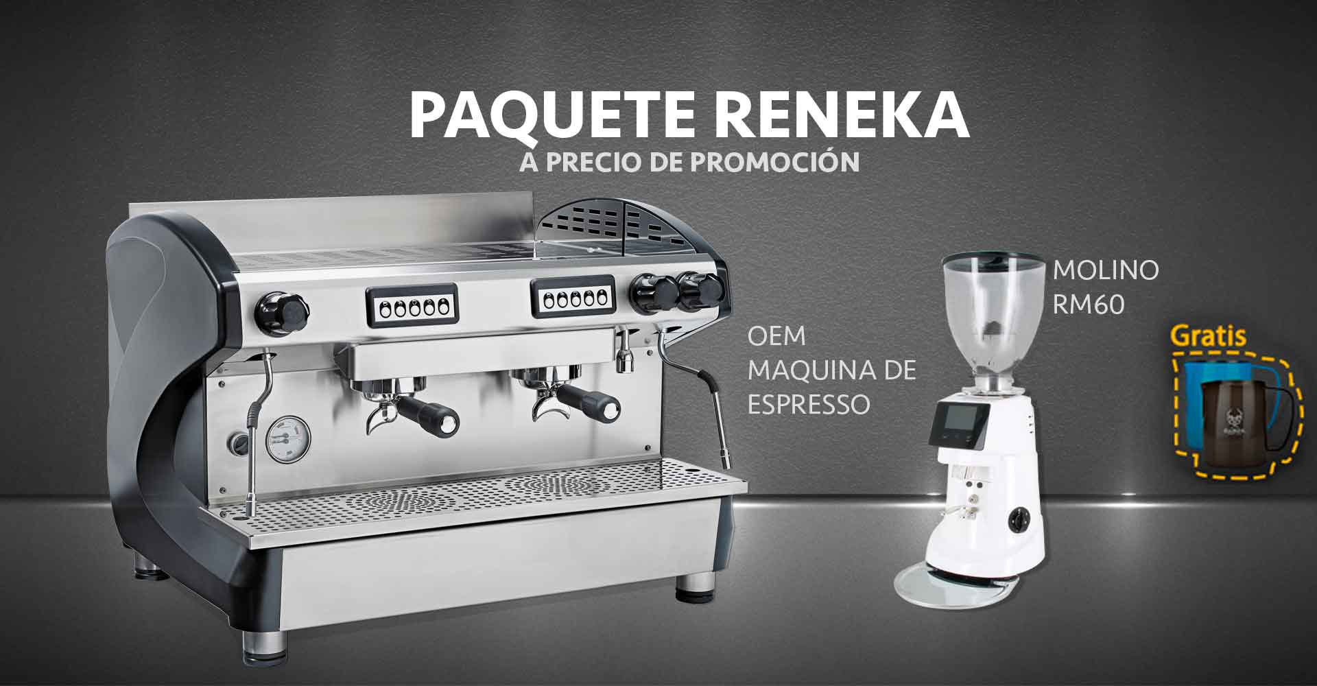 Paquete Reneka Dic 2017