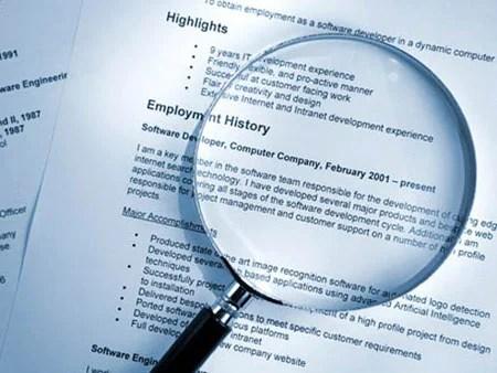 10 từ ngữ nên tránh trong CV xin việc
