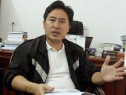 Thạc sĩ Phạm Quang Tú, Phó Viện trưởng Viện Tư vấn phát triển (CODE)