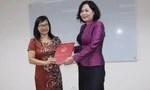 Bà Đào Thúy Hằng được bổ nhiệm làm Phó Vụ trưởng Vụ Hợp tác quốc tế (NHNN)