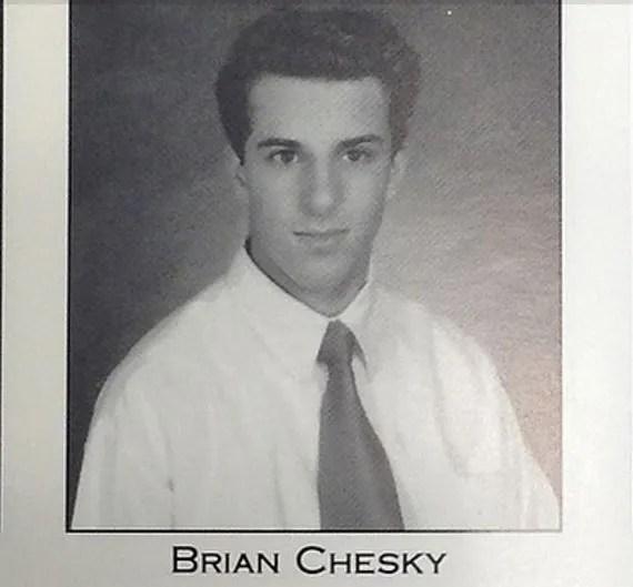 Thời đại học, Brian Chesky không biết nhiều về công nghệ cho đến khi anh khởi nghiệp Airbnb.