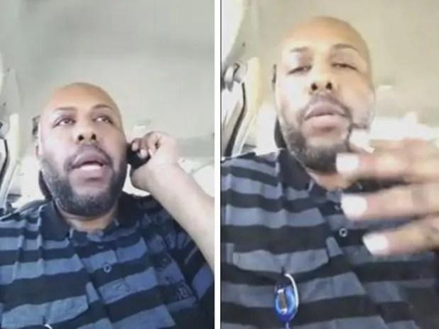 Steve Stephens - nghi phạm nổ súng giết người đàn ông 74 tuổi trong khi Livestream trên Facebook.