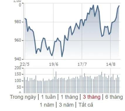 [Điểm nóng TTCK tuần 19/08 – 25/08] Chứng khoán Việt Nam nỗ lực hồi phục, chứng khoán thế giới giảm điểm ngoại trừ châu Âu - Ảnh 1.