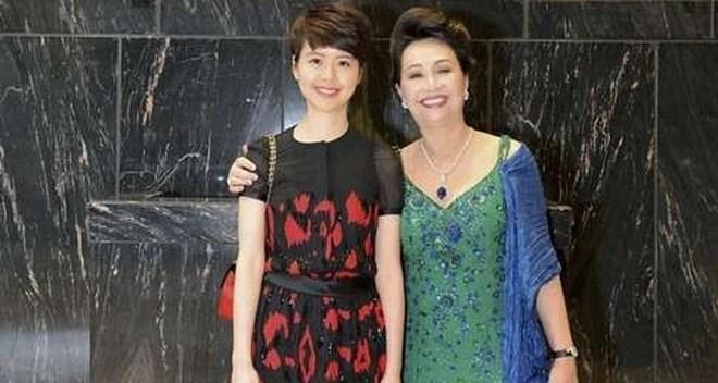 Chu Duyệt Phấn - Ái nữ mê ẩm thực của nữ đại gia Trương Mỹ Lan