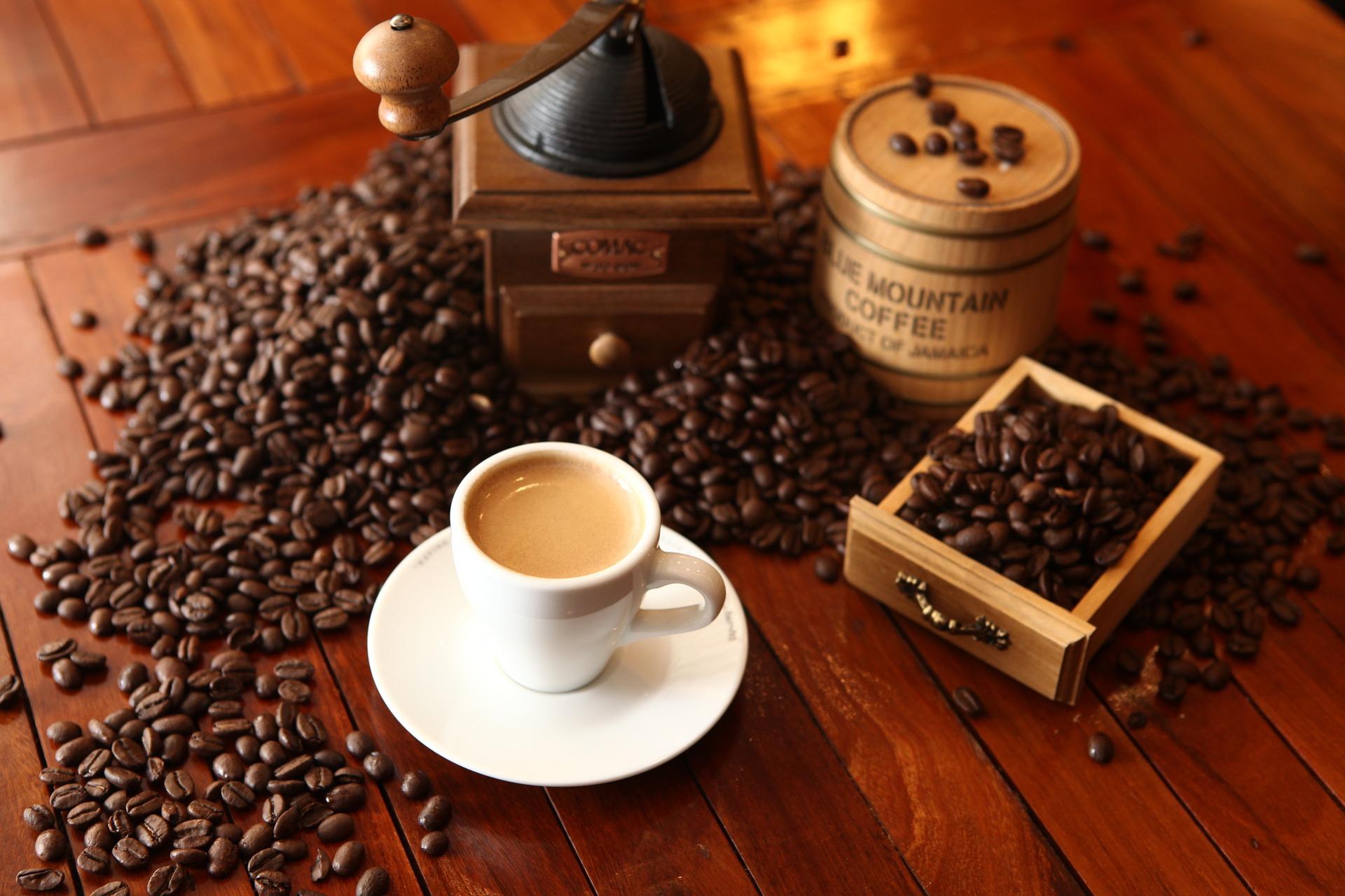 Лучший кофе в зёрнах