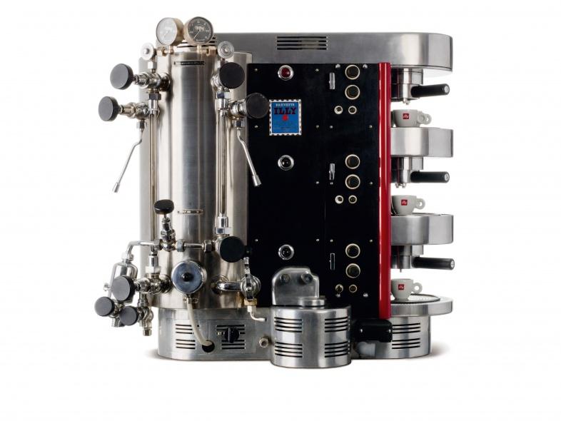 Illy Illetta coffee machine