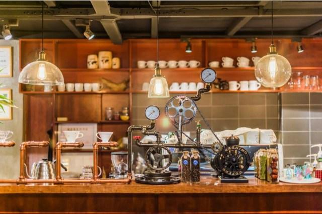 coffee shop Café Capitale