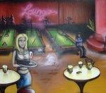 hiphop graffiti pool7