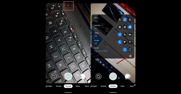 Google Camera mod v7.0 thiên văn