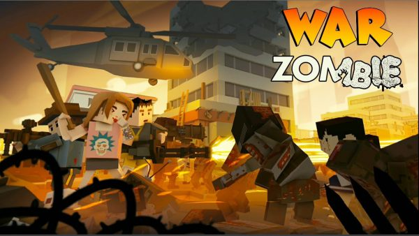 War Zombie Arena mod