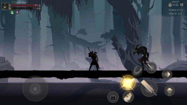 Shadow of Death 2 mod tiền