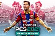 download eFootball PES 2021 miễn phí cho PC mới nhất.