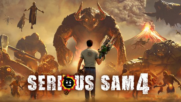 Download Game Serious Sam 4 Deluxe Edition cho PC miễn phí