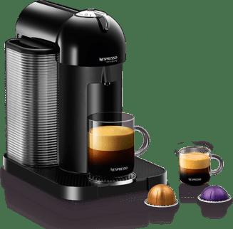Nespresso Vertuo : quelle promesse?