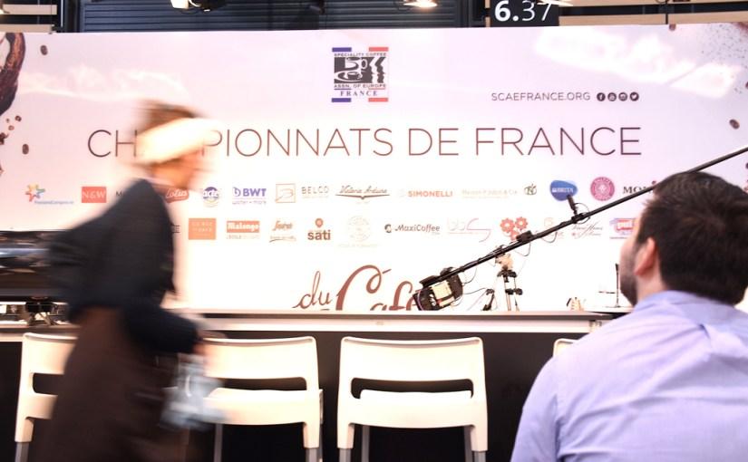 Retour sur les championnats de France de Café 2017