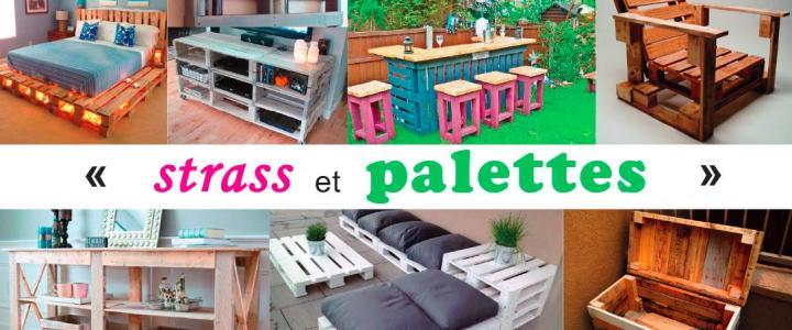 Atelier upcycling: création d'un meuble en palette