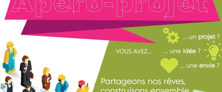 Apéro projet – samedi 16 juin