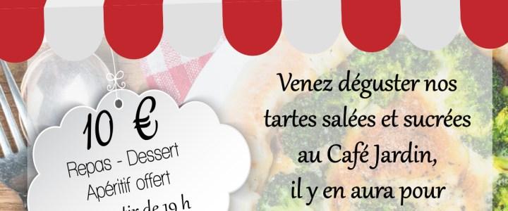 """""""La tarte dans tous ses états"""" – samedi 28 septembre"""